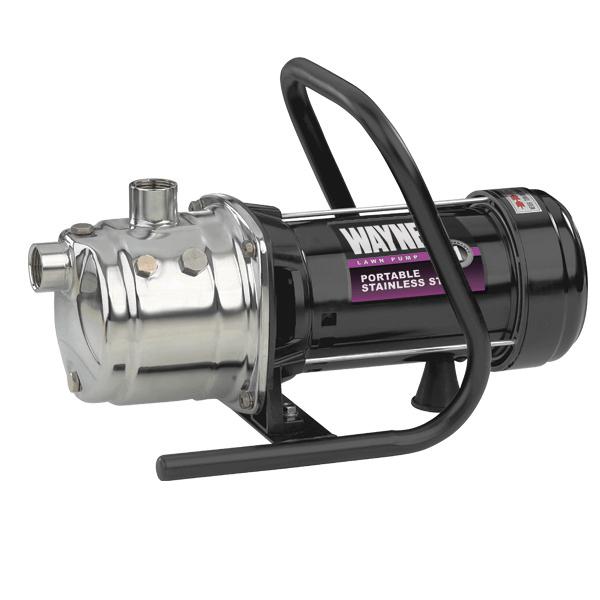 Choosing the Right Lawn Pump WAYNE Pumps