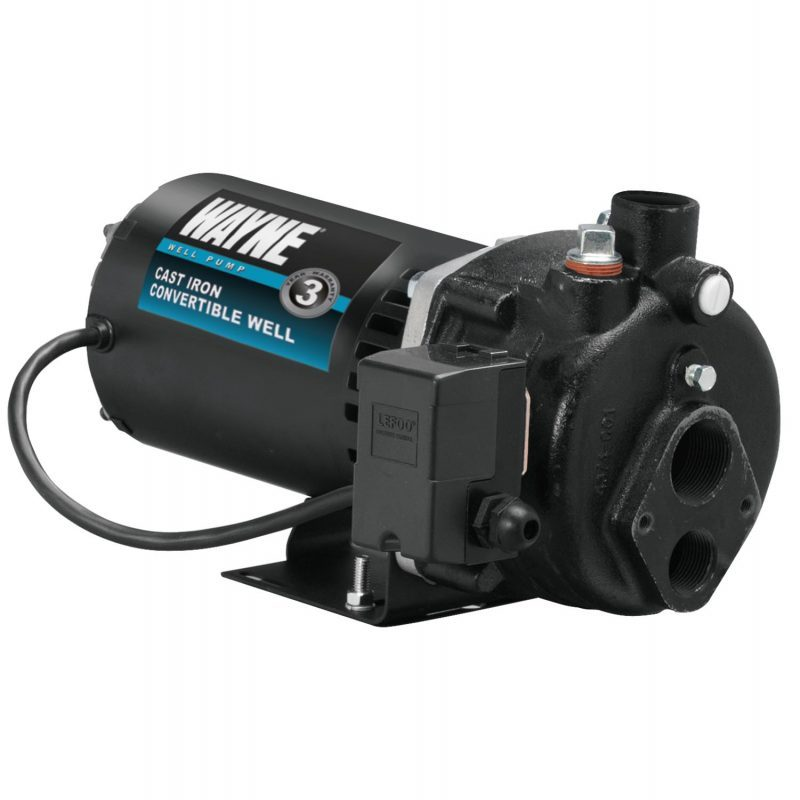 wayne pumps durable reliable worry well pumps