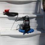 WAPC250 pool cover pump