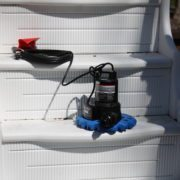 WAPC250 pool cover pump