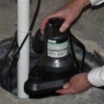 installing sump pump