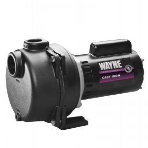WAYNE Lawn Pumps