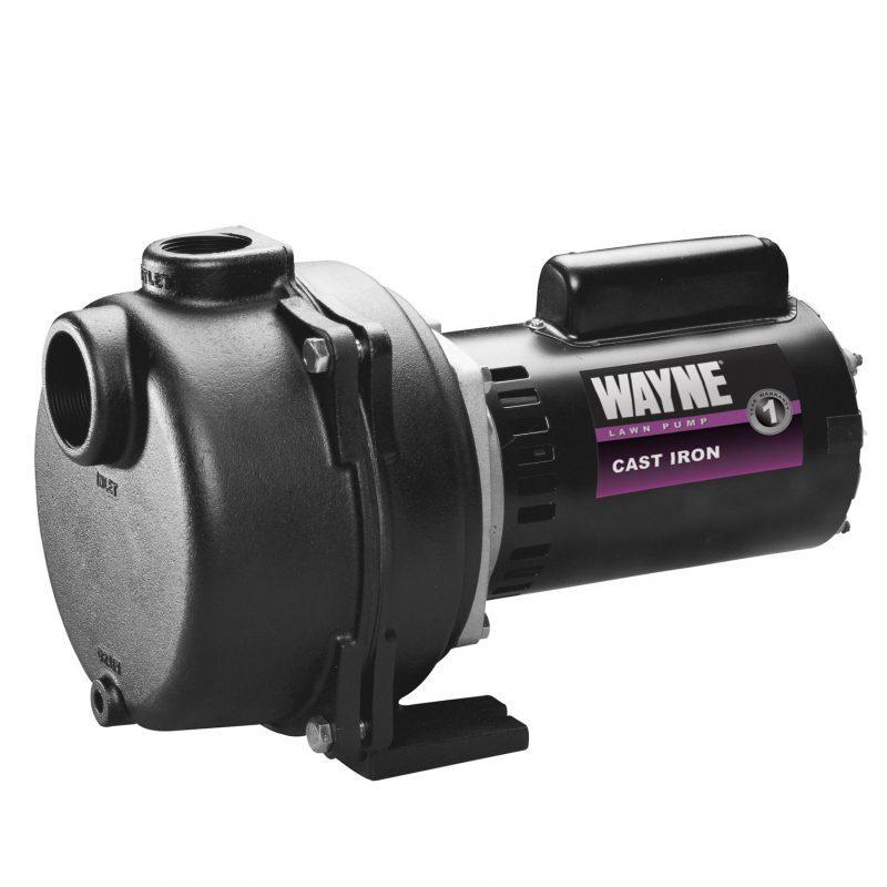 wayne pumps durable reliable worry lawn pumps