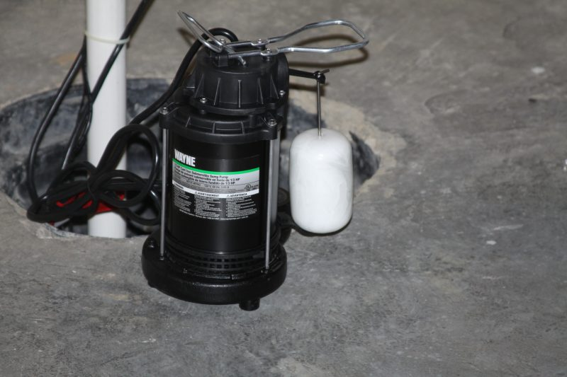 Ultra Quiet Sump Pump